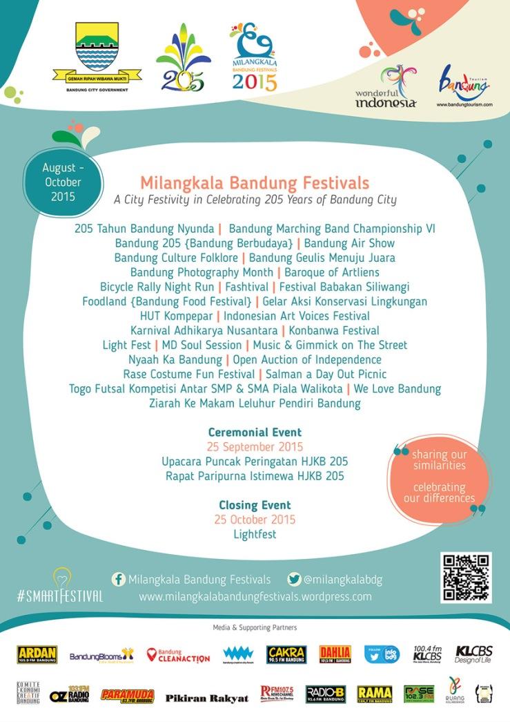 Milangkala Bandung Festivals