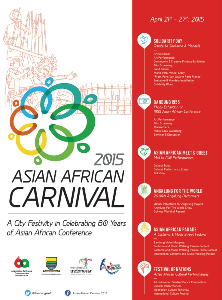 asian african carnival