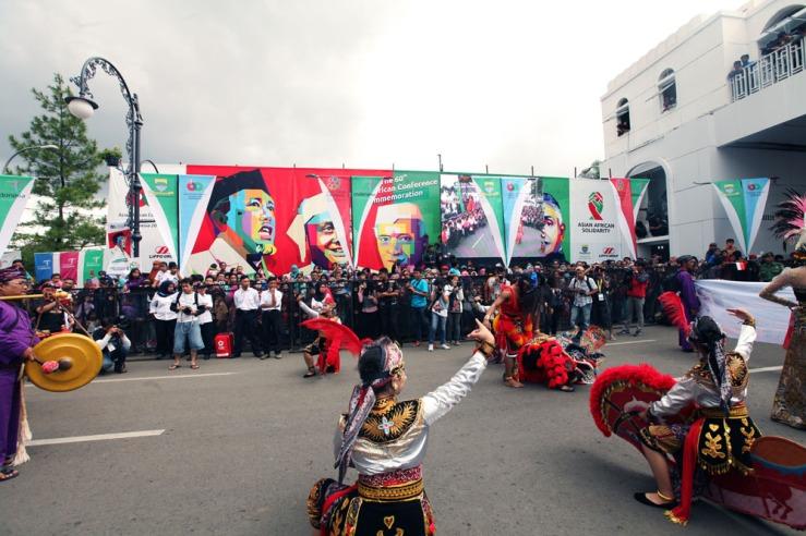 Asian African Parade