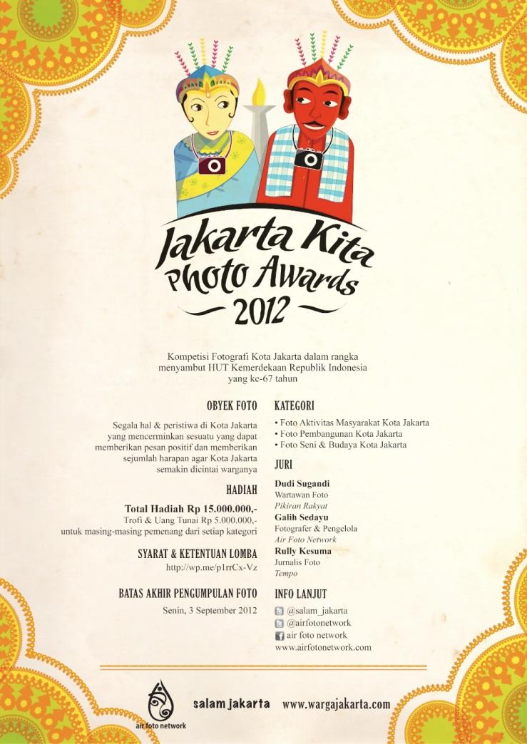 Jakarta Kita Photo Awards